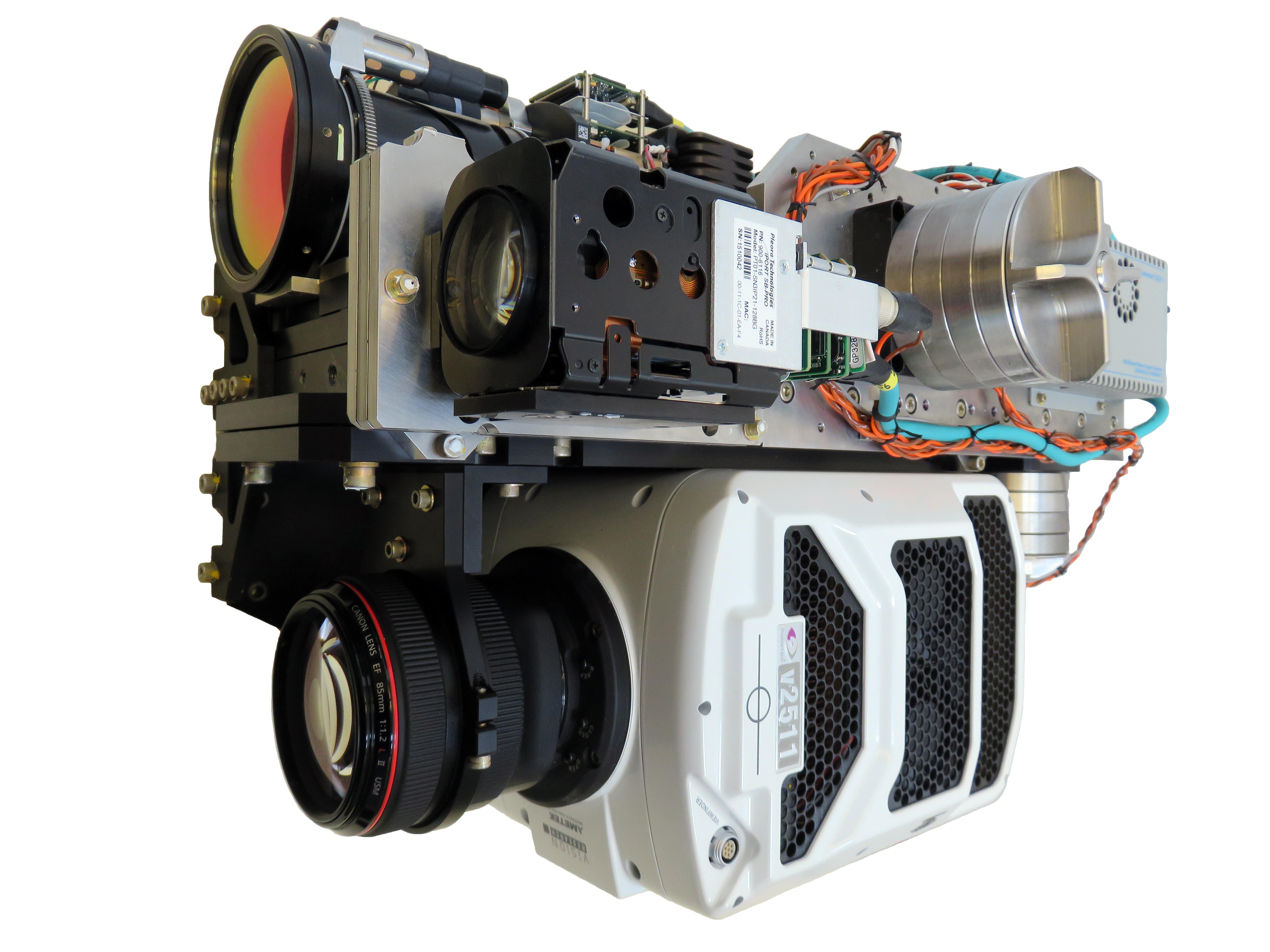 Multi-Spectral Sensor